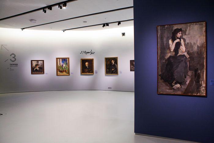 Открытие выставки Михаил Шемякин. Совсем другой художник