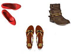 Обувь для типа фигуры Перевернутый треугольник