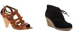 Обувь для фигуры Груша