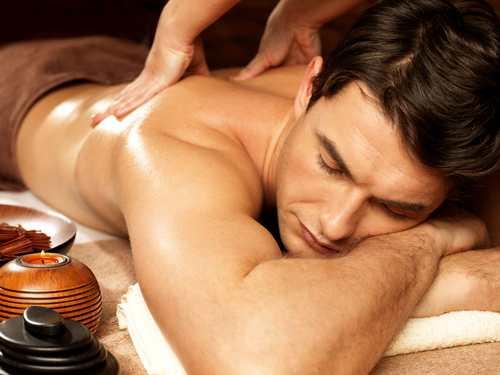 Незабываемые ощущения эротического массажа