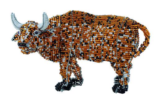 Популярные схемы животных в бисероплетении