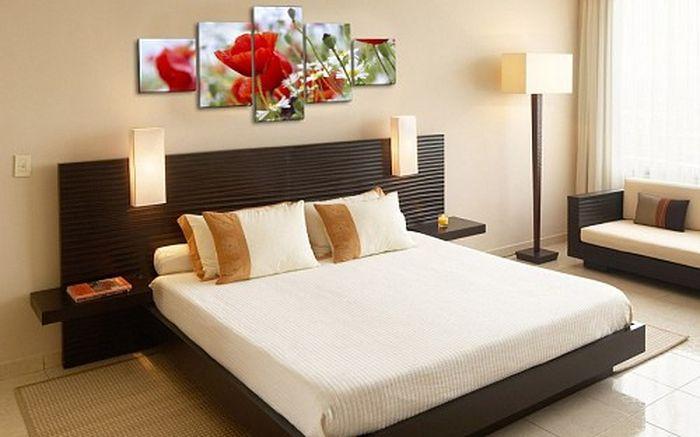 Картина для спальни секс