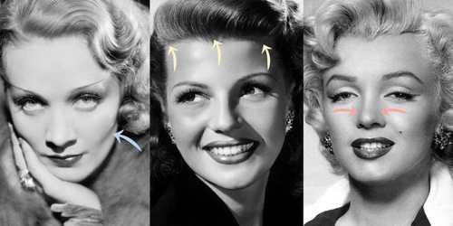 Подробности  Женские новости · Как старые голливудские звезды меняли лица  без пластической хирургии 2e2beb3044d