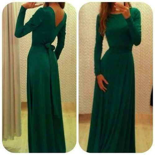 ba40464dac4 Недорогие длинные платья в пол. Выбираем по типу фигуры - Goldy ...
