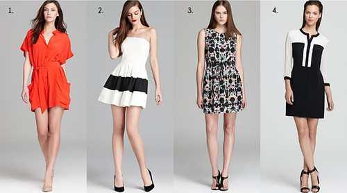 Какое платье сшить на фигуру прямоугольник 301