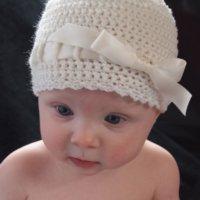вязаные шапочки для новорожденных Goldy Womancom женский сайт
