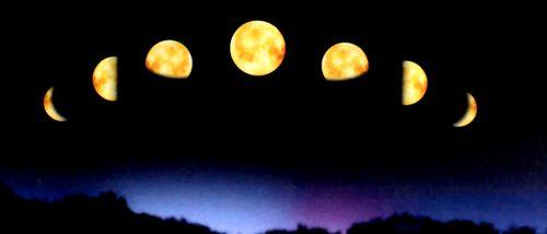 Влияние фазы Луны на здоровье человека
