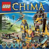 Legends Of Chima - серия LEGO для развития